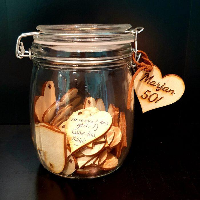 wens-pot-snoeppot-beugelsluiting-houten-hartlabel